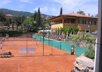 Camp Alassio (Italien)