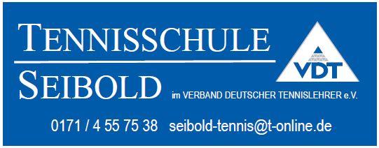 Tennisschule Seibold-gross
